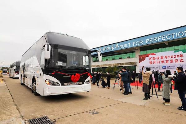 2440台,2亿美元,中国恒天汽车海外订单创新高