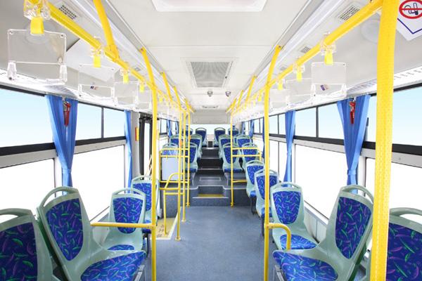 申龙城市客车 SLK6935UF5