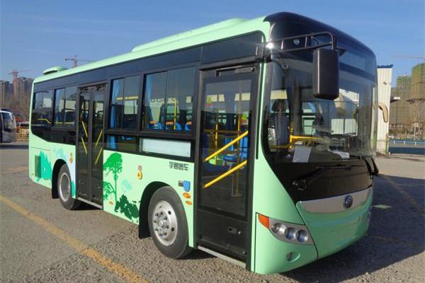 宇通ZK6775HG2公交车