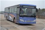 安凯HFF6121G03CHEV-1插电式公交车(柴油/电混动国五25-40座)