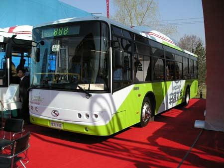 通用汽车公司艾里逊变速箱助力北京公共交通发展