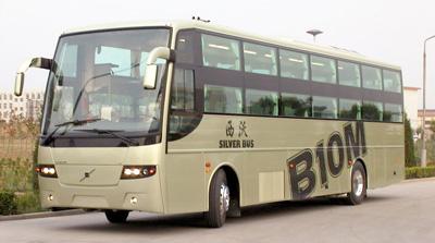 2002年北京国际汽车展客车专题报导高清图片
