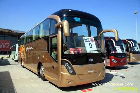 郑州雕塑公园公交车