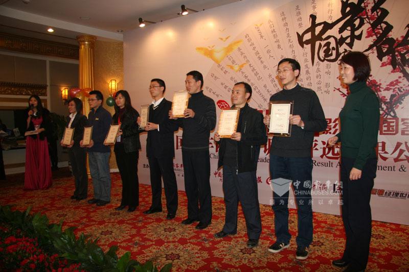 影响中国客车业2010年度配套安全节能产品