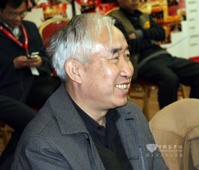 天津公交集团副总李道新