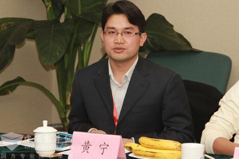 金龙联合汽车工业(苏州)有限 公司海外管理部经理黄宁