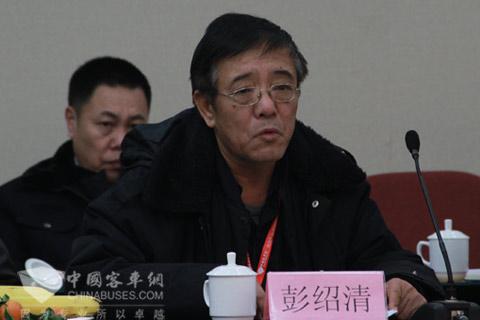内蒙呼运集团 董事长彭绍清
