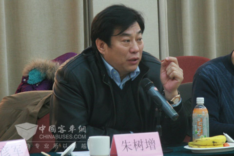 北京首汽集团旅游客运公司 总经理朱树增