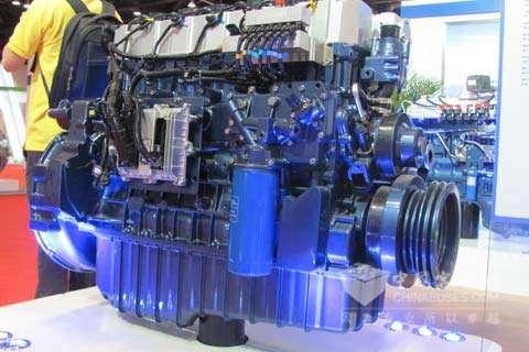 潍柴(lng)发动机配套安装技术规范(三)