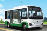 申龙SLK6663纯电动微循环城市客车