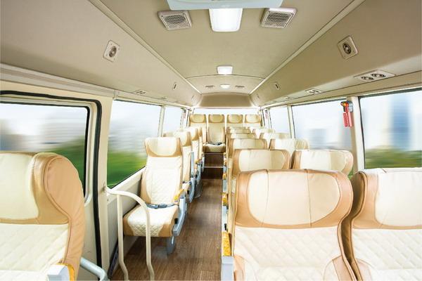 大金龙龙悦XMQ6706纯电动客车座椅