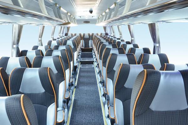 金龙客车XMQ6119FY公路客车座椅