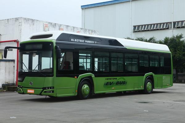恒通客车CKZ6126HNHEVB5索纳瑞丝混合动力客车恒瑞