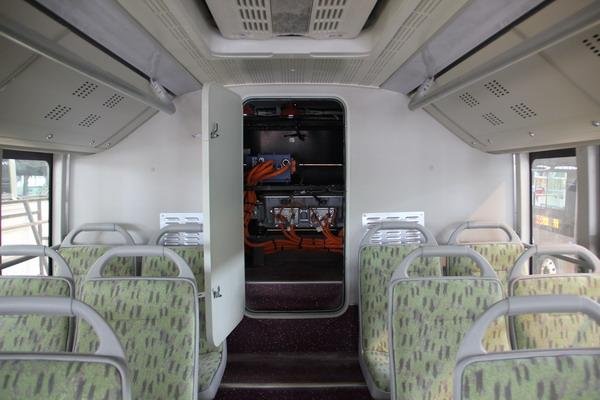 恒通客车CKZ6126HNHEVB5恒瑞混合动力客车动力部