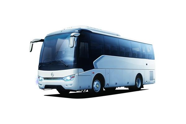 金旅客车XML6857锦程系列客车