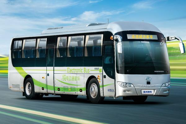 金龙客车XMQ6110BCBEV纯电动通勤车