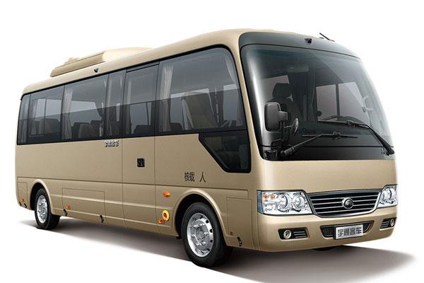 宇通E7纯电动客车