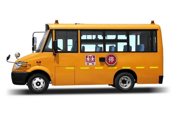 海格KLQ6569X小龙驹校车左