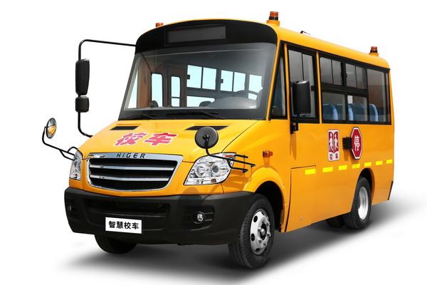 海格KLQ6569X小龙驹校车