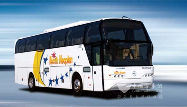 北方客车BFC6123B2