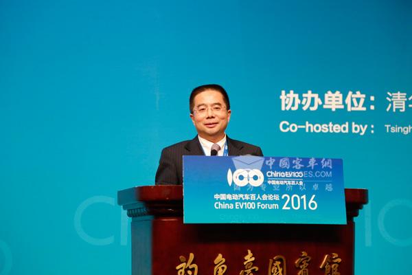 张宝林  中国长安总裁、长安汽车副董事长