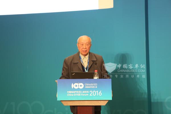 杨裕生  中国工程院院士