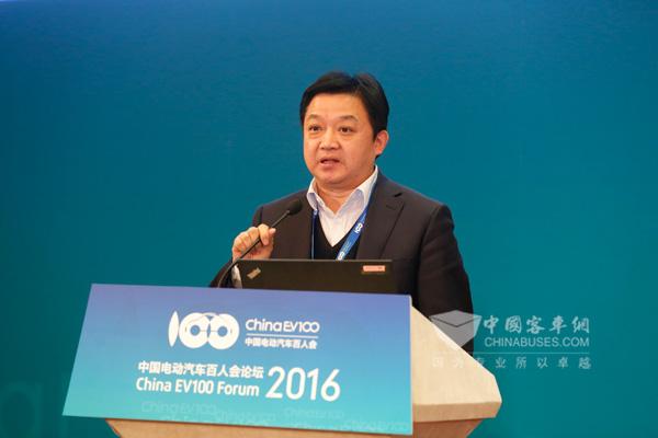 方建华  合肥国轩高科动力能源股份有限董事、总经理