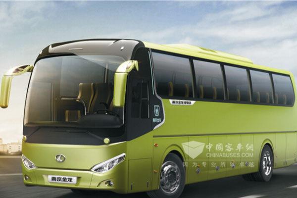 南京金龙纯电动客车