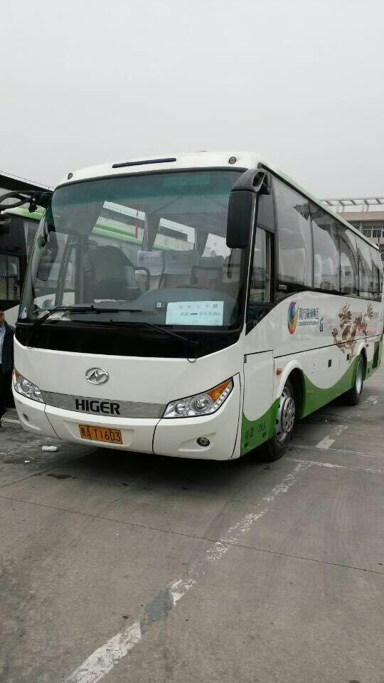 贵阳旅游大客车 大巴车出租