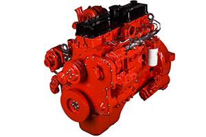 东风康明斯ISLe系列8.9升全电控发动机