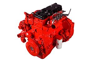 东风康明斯ISDe系列4.5升全电控发动机