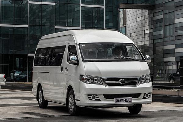 海格H5C KLQ6540QE4商务舒适型轻客(汽油国四10-15座)