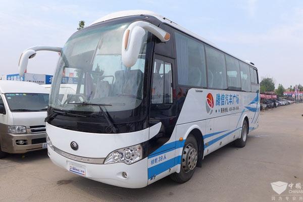 出售2014年宇通客车