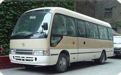 提供15--55座班车服务 北京正规租车公司 出租中巴车