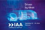 """""""创意驱动""""-德国汉诺威车展9月22日即将盛大开幕"""