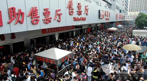 国庆期间郑州公路客运发送旅客85.8万人