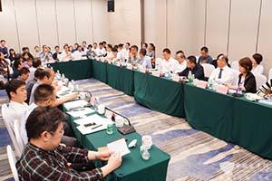 百人会举办动力电池技术升级与产业链研讨会