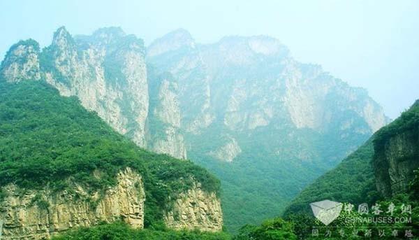 国家aaaaa级风景区云台山