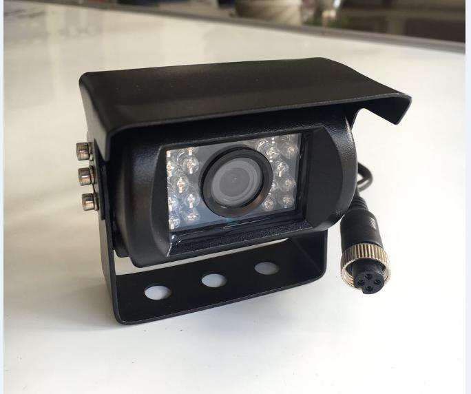 富迪威车载高清摄像头 960P高清车载红外探头 车外防水摄像机