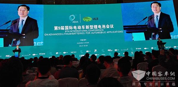 湖州承办国际车用锂电池峰会,亮出电池产业名片