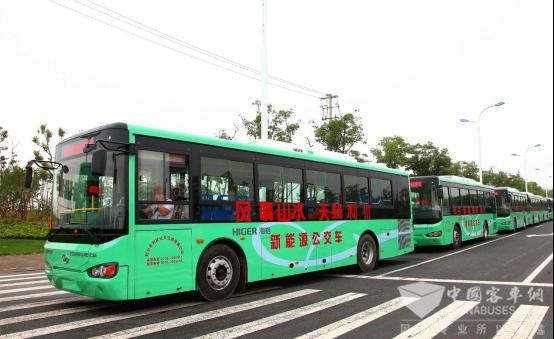 苏州游一公交车_苏州金龙新能源见证湖北利川绿色发展之路_客车新闻_中国客车网