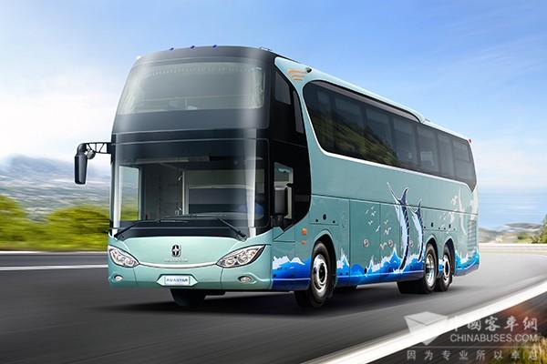 亚星客车 ybl6148