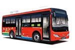 黄海DD6851EV2纯电动公交