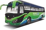 黄海DD6110KEV2纯电动公路客车