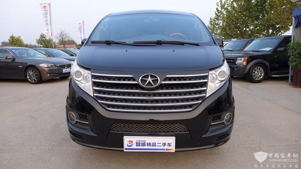 出售2012年9月江淮瑞风M5
