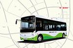 海格纯电动社区巴士