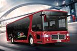 海格KLQ6129GAHEVE4B混合动力城市客车
