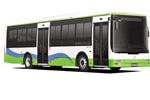 金旅客车 XML6125纯电动系列城市客车