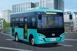 南京金龙NJL6680BEV纯电动客车