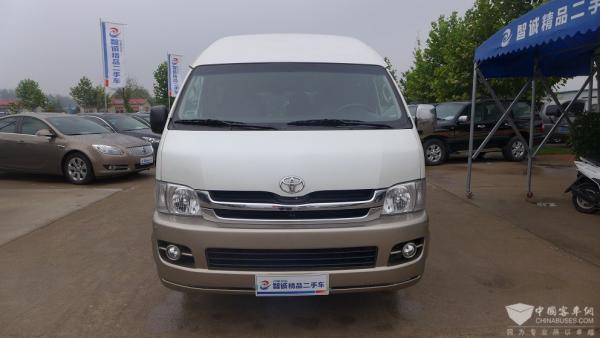 出售2010年5月原装进口丰田大海狮